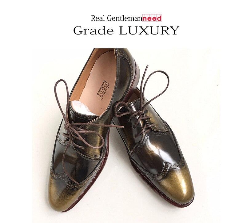 Роскошная обувь для мужчин sipriks, Мужская прошитая обувь, итальянская импортная бронзовая модельная обувь из натуральной кожи, классические костюмы, Мужская обувь в европейском стиле
