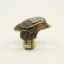 Fashion accessories eagle  elastic ring female male finger ring vintage