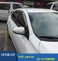 Для Corolla Пластиковый оконный козырек вентиляционные тени Защита от солнца и дождя для Toyota Corolla автомобильные аксессуары 4 шт./компл. 2014-2016
