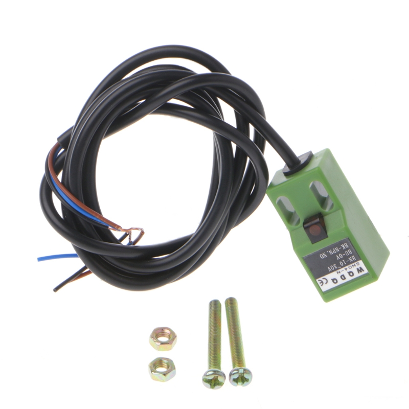 Inductive Proximity Sensor Switch SN04-N DC 6-36V 300mA NPN N0 3-wire 4mm L15 xsav11801 inductive proximity switch speed sensor motion rotate detector 0 10mm dc ac 24 240v 2 wire 30mm replace telemecanique