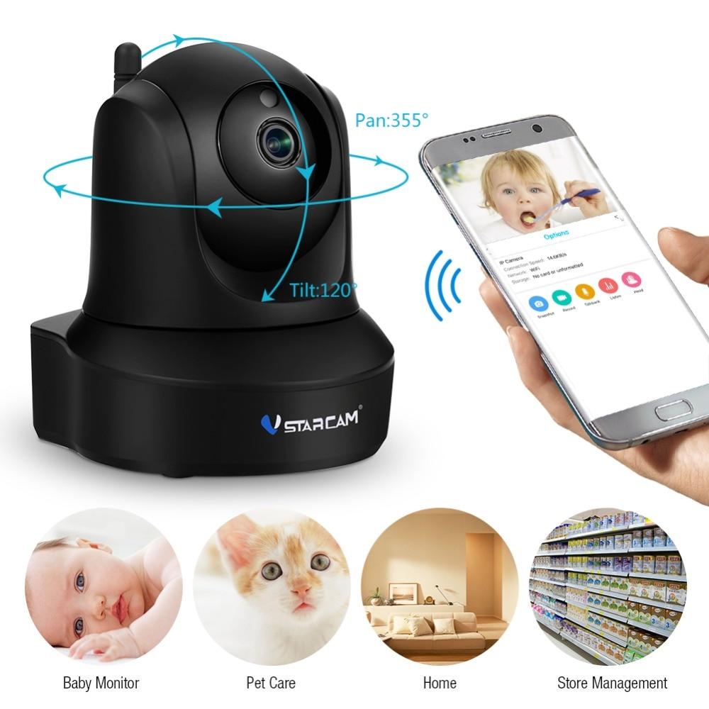 Vstarcam IP Caméra 1080 P Sans Fil caméra de Surveillance domestique caméra cctv WiFi Caméra de Surveillance moniteur pour bébé C29S vision nocturne - 2