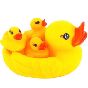 4pcs/set Baby Toy Water Floating Childre