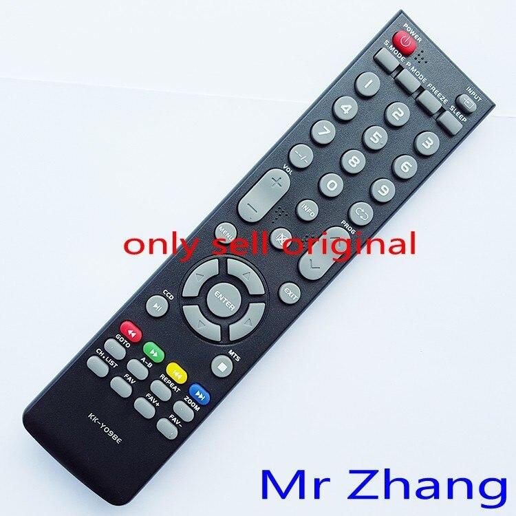 New Original Remote Control kk-y098e for insignia LCD tv