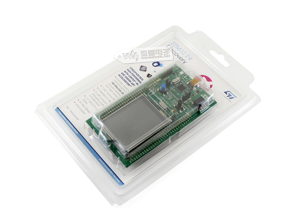 Free Shipping Original ST STM32F429I-DISCO/STM32F429I-DISC1 STM32F429IDISCOVERY