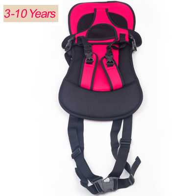WENDYWU Portable baby safety seat ,Children's Chairs in the Car,Updated Version,Thickening Sponge Kids Car Seats