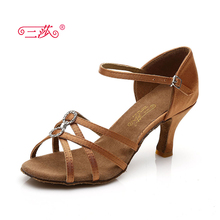 Sasha direct selling professional High Quality Salsa Tango Ballroom Latin Dance Shoes women 311