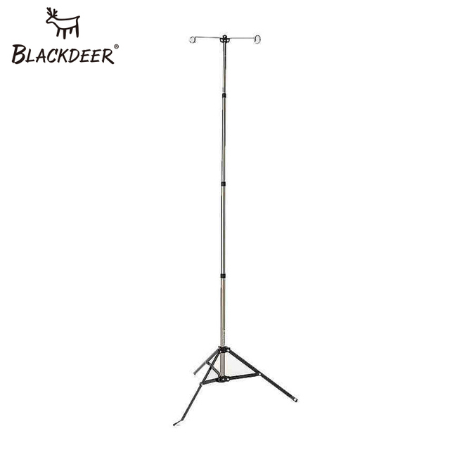 Outdoor Light Stand Cool BLACKDEER Camping Equipment Outdoor Aluminum Alloy Light Stand