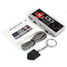 アップグレード可能ファームウェアワイヤレス Bluetooth コントローラ 8Bitdo NES30 デュアル古典 iOS Android のゲームパッド用 PC Mac Linux