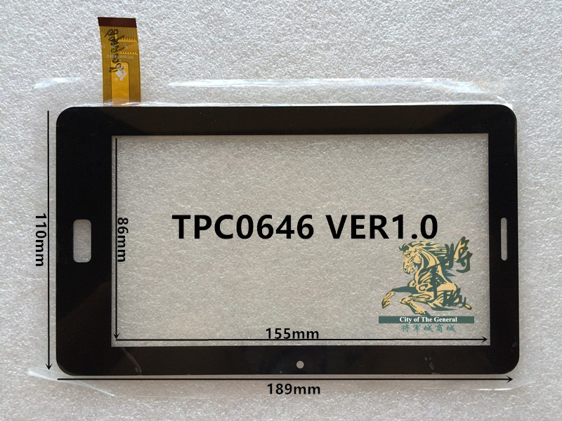 GENCTY For 7-inch TPC0646 VER1.0 W-B
