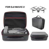 Newest for DJI Mavic 2 Carry box Mavic 2 Pro Drone Body/Batteries/Controller Handbag Box Storage Case for Mavic 2