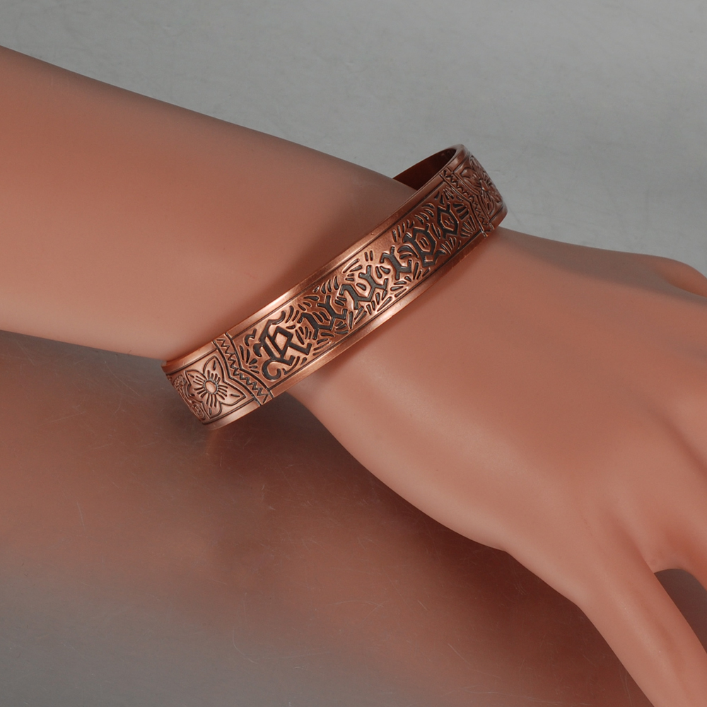 pid category men copper bangle fashion bronze antique base women vintage other bracelet solid magnetic blanks