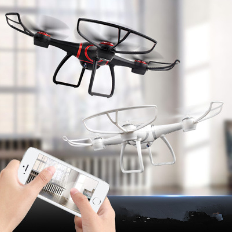 New Altitude hold WIFI FPV Race RC drone s7 headless mode RC Helicopter Quadcopter with led night colorful light wifi fpv camera jjrc h39wh rc drone with camera fpv quadcopter 720p headless mode rc helicopter altitude hold drones with camera hd foldable arm
