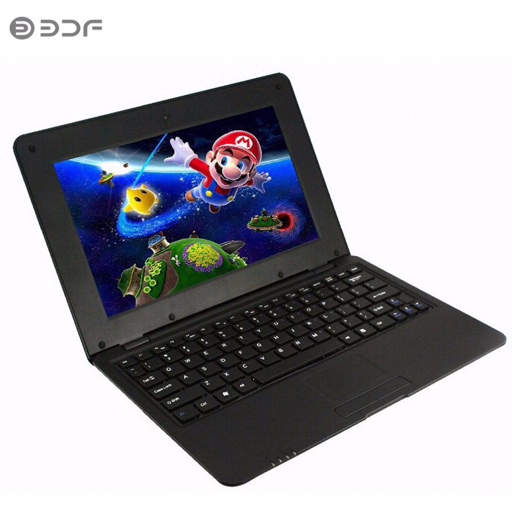 10.1 Inch notebook Android laptop HDMI Laptop 8GB Quad Core Android 5.0 HDMI Wi-fi Mini Netbook Bluetooth RJ45