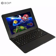 10.1 Inch notebook Android laptop Laptop 1GB 8GB Quad Core Android 6.0 Wi-fi Mini Netbook Bluetooth RJ45 usb Slot *2