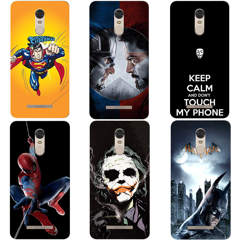 Soft TPU Phone Case for <font><b>Xiaomi</b></font> <font><b>Redmi</b></font> <font><b>Note</b></font> / Note1 2 3 4 <font><b>4X</b></font> 3G 32 GB 5A Pro Prime Print Super Hero Cover World Cup Football Capa image