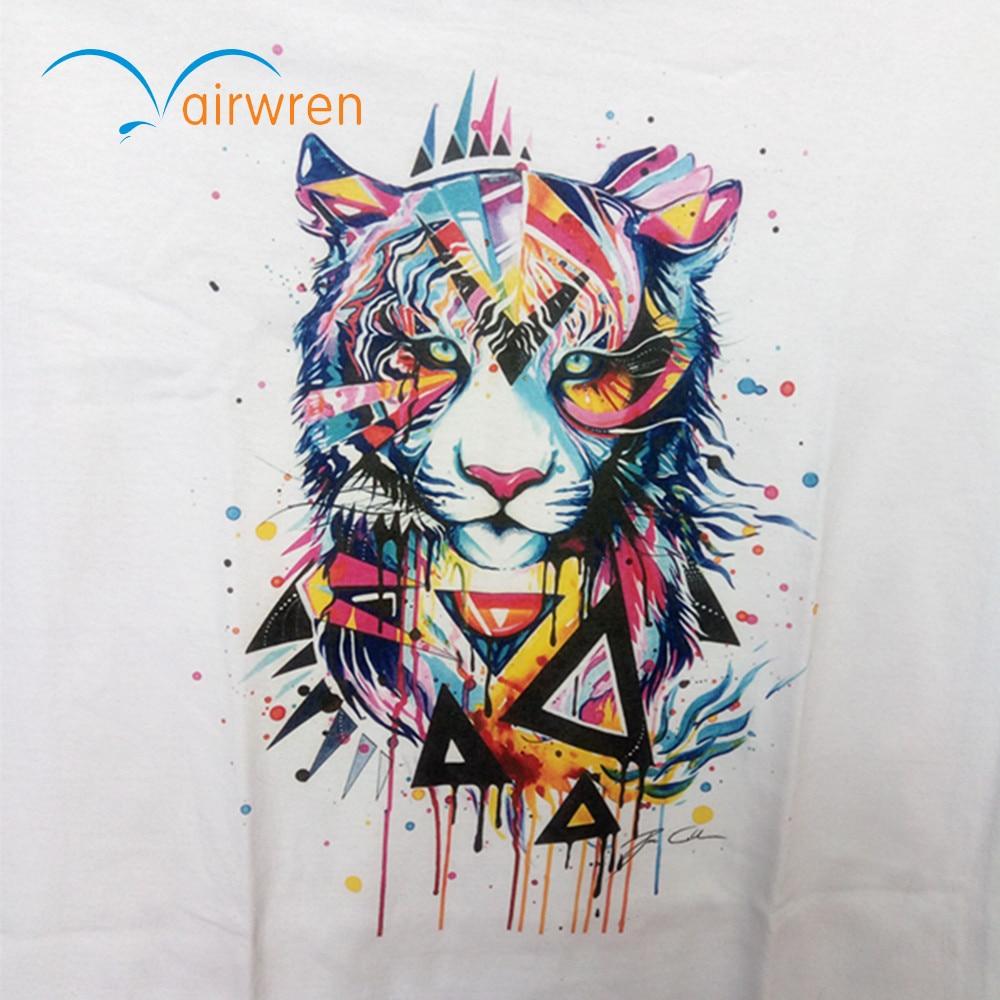 Ən keyfiyyətli Rəqəmsal kətan Art A3 T Shirt Printer Parça - Ofis elektronikası - Fotoqrafiya 5