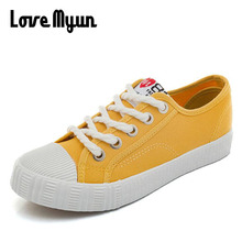 girl Shoes Black white Low Canvas Flats sneakers Shoes Brand Solid Color Women Breathable Outdoor Casual Classic Canvas HH-555
