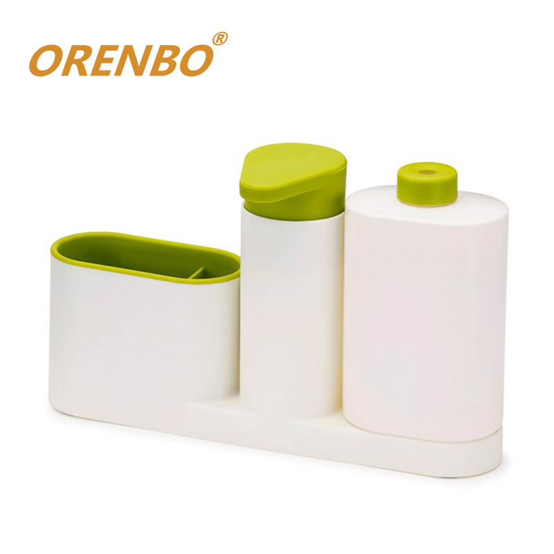 liquid-storage-rack-Portable-Soap-Dispenser-Plastic-Practical-Liquid-Shampoo-Shower-Gel-Container-Holder-kitchen-cleaning