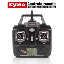 НОВАЯ Версия СЫМА Передатчик Дистанционного Управления Для SYMA X5C X5 X5SC X5SW V6 Версия Вертолет Мультикоптер Drone Частей