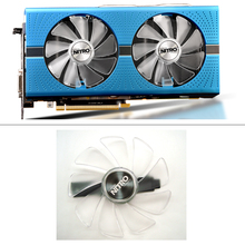New 95mm PC Cooling fans CF1015H12D For Sapphire NITRO RX580 8G D5 RX590 8G D5 Commemorative Edition GPU Cooling Graphics Card