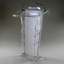 Lectern Podium Pulpit Church Clear Acrylic Transparent Factory-Sell