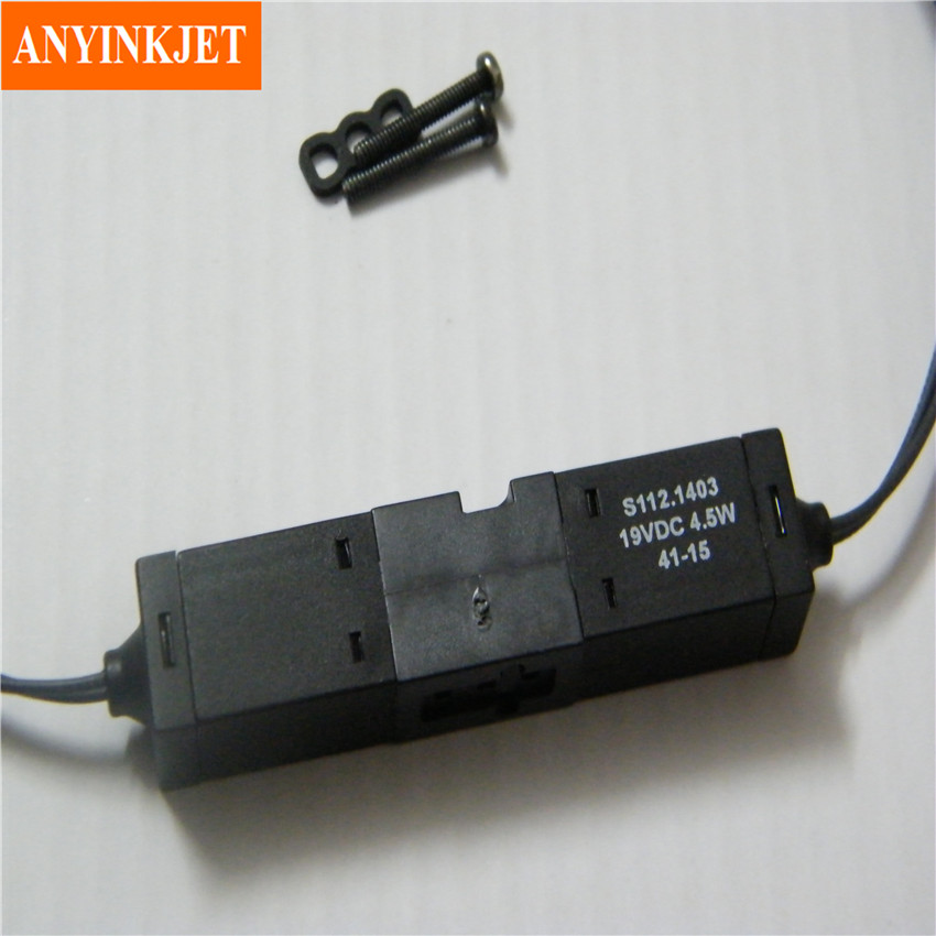 printhead valve VS112 for Videojet 1220 1520 1620 printer
