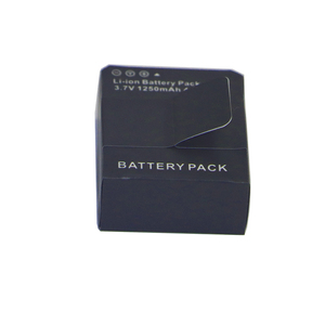 Image 2 - 1250mAh AHDBT 301 AHDBT301 AHDBT301 AHDBT302 Rechargeable Battery for GoPro HERO3+ HERO3 and GoPro AHDBT 201 AHDBT 301 AHDBT 302