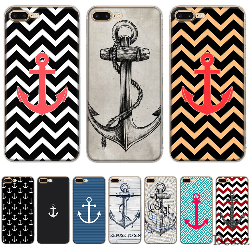 Phone Bags & Cases Cellphones & Telecommunications Yinuoda Anker Beautiful Birds And Boat Anchor Blue Novelty Fundas Phone Case For Iphone X Xs Max 6 6s 7 7plus 8 8plus 5 5s Xr