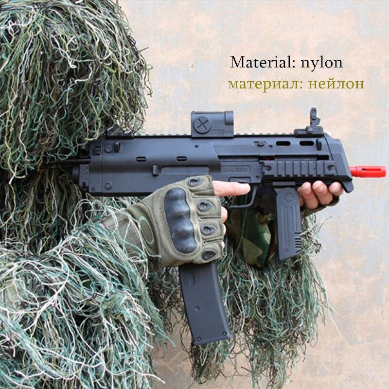 MP7 gel aqueux pistolet Électronique Nylon matériel guns jouets pour enfants En Plein Air Shooter
