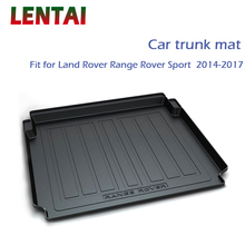 for land rover discovery 3 lr3 2005 2009 rear trunk cargo cover security shield screen shade high qualit car accessories EALEN 1PC rear trunk Cargo mat For Land Rover Range Rover Sport 2014 2015 2016 2017 Boot Liner Tray Anti-slip mat Accessories