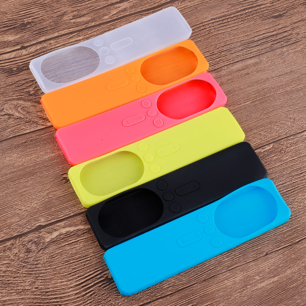 Soft Silicone TPU Protective Case Remote Control Covers For Xiaomi Bluetooth Remote Control TV Box
