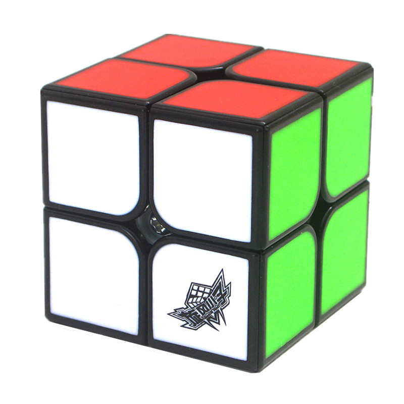 Cyclone Boys Feizhi Magic Cube Toy 2x2x2 Cubo 2 By 2 Stickerless Puzzle Speed Cube 2x2 Neo Toys For Children