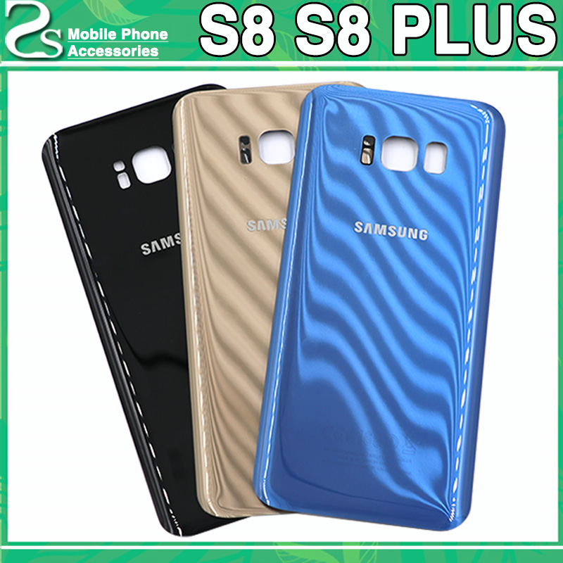 SAMSUNG Housing-Case Battery-Cover Glass-Panel Back-Door S8-Plus Galaxy for G950 Rear