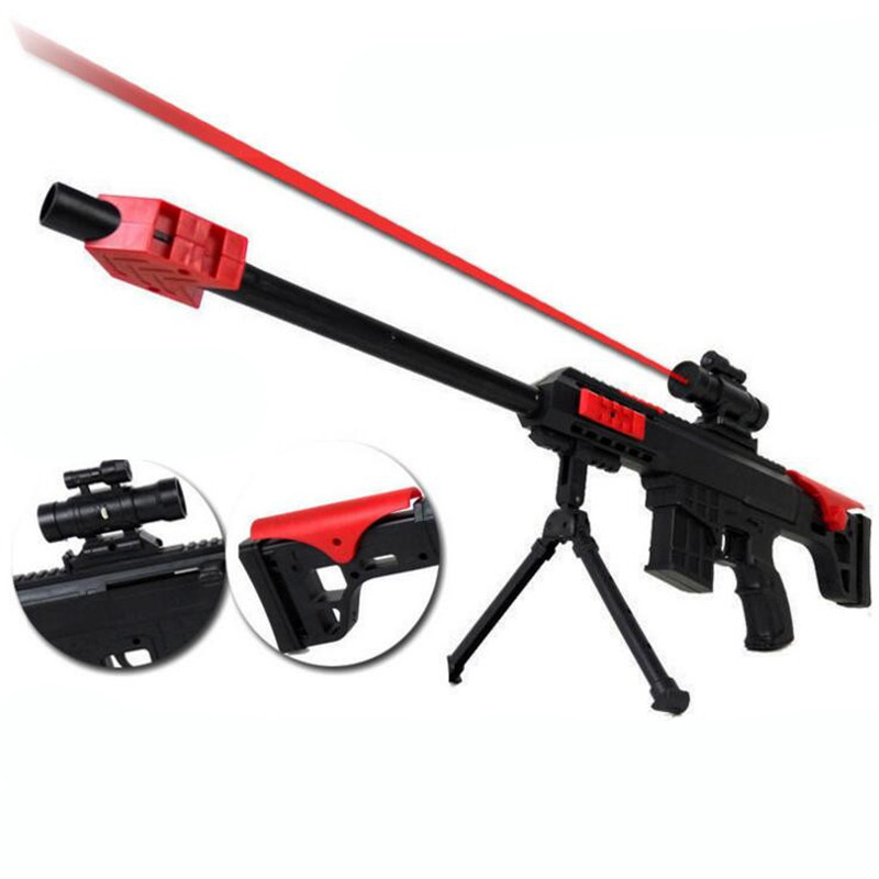 CS Rifle soft bullet gun plastic toys sniper rifle gun pistol water paintball gun outdoor toys paintball elite air soft gun gift
