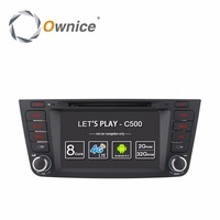Ownice c500 1024*600 auto dvd-speler voor geely emgrand gx7 ex7 x7 android 6.0 4 Core Gps 2 din 2 GB RAM 16 GB ROM ondersteuning 4G DAB +