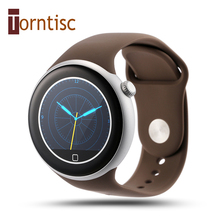 Torntisc C1 Inteligente Reloj Smartwatch Bluetooth Dual IP67 A Prueba de agua 3.0/4.0 WiFi Reloj Reloj de Control de Gestos Para Apple Android IOS