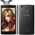 """Original doogee x5 max/x5 pro max 4000 mah android 6.0 teléfono móvil de huellas digitales 5.0 """"mtk6580 hd 2 gb ram 16 gb rom 8mp teléfono móvil"""