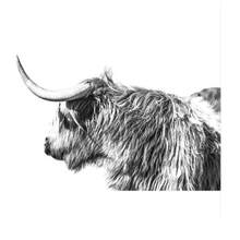 Home Decoration Nordic Style,Animal,Oil Painting By Numbers,Paintings Numbers Yak