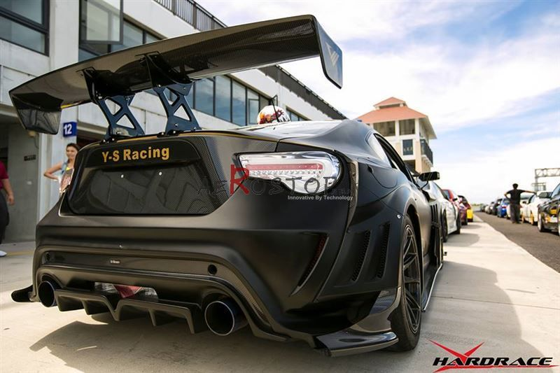 Ft86 Gt86 Frs Brz Varis Euro Edition Style Gt Wing 1580mm