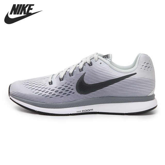 249760c0118a0 Original New Arrival 2018 NIKE Zoom Pegasus 34 Men s Running Shoes Sneakers