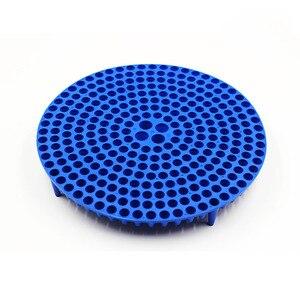 Image 2 - Foro di proiettile grit guardia di lavaggio Auto strumento di pulizia netto isolamento sabbia tovagliolo di pulizia spugna panno di pulizia anti colorazione filterdetai