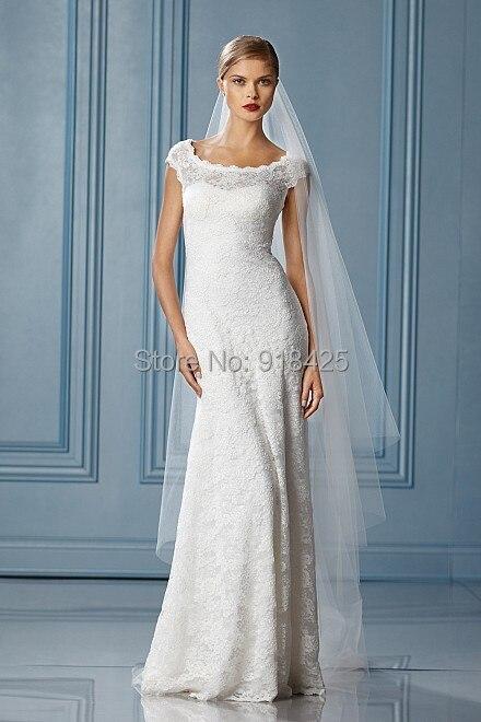 Floor Length Wedding Dresses No Train   Wedding Gallery