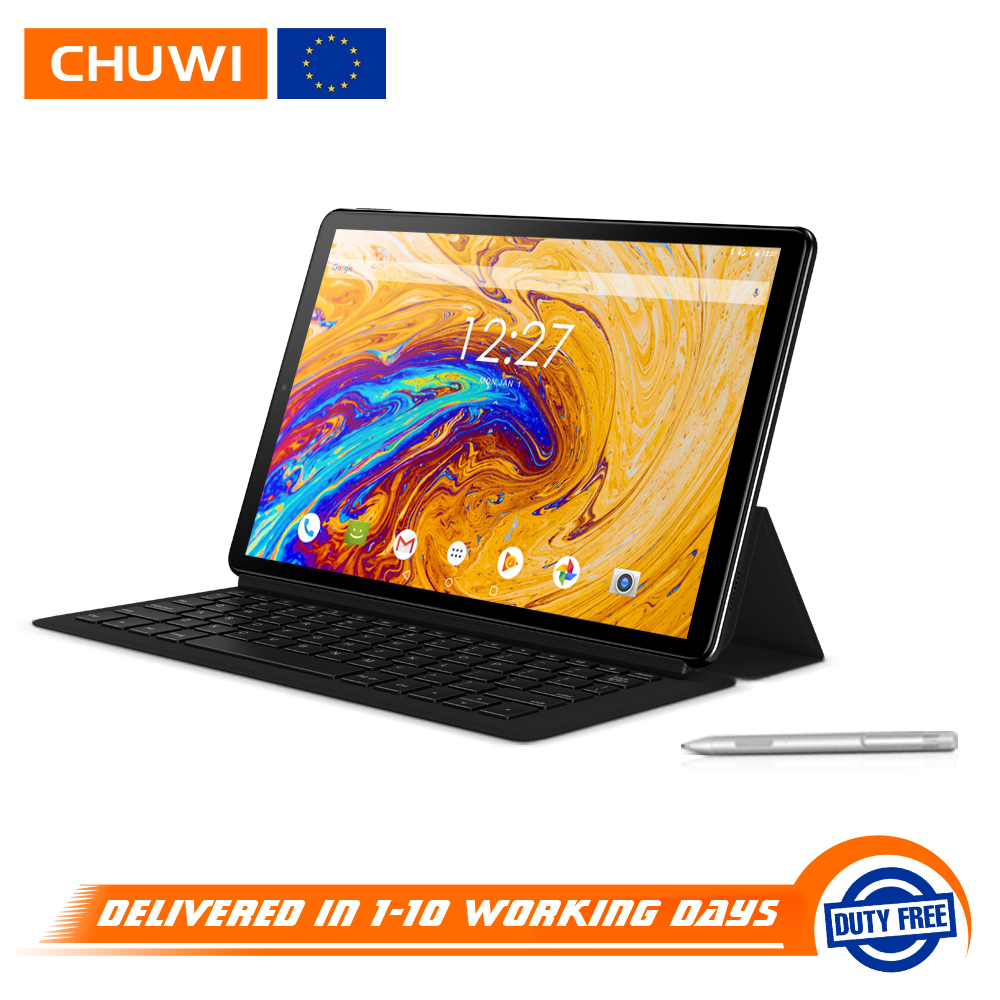 CHUWI Hi9 Plus 10.8 Inch 2560*1600 Display MTK6797 Deca Core 64GB Android 8.0 Tablets