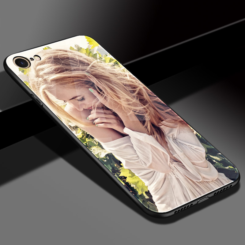 Private custom case For xiaomi mix2 mix2s mi8 mi8 lite max2 max3 DIY Personalized custom photo name Customize printing max2 max3 in Half wrapped Cases from Cellphones Telecommunications