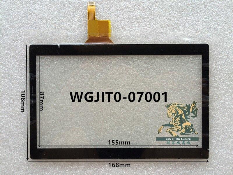 GENCTY For 7-inch WGJIT0-07001 W-B