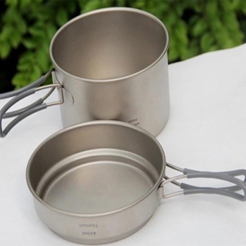 Keith Titanium Pot Outdoor Camping Cook Picnic Cookware Camping Hiking Traving Hunting Cooking Set Ultralight 168g Ti6012 keith 3pcs titanium pans bowls set with folding handle cook sets titanium pot set camping hiking picnic cookware utensils ti6053