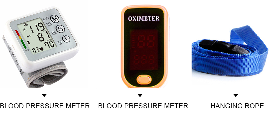 Equipamentos médicos de Pulso Saturometro Oxímetro de