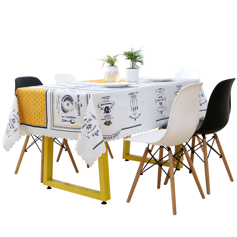 Waterproof Table Cloth Anti Hot Garden Tea Table Cover Plastic Anti Oil  Tablecloth PVC Table Mats In Tablecloths From Home U0026 Garden On  Aliexpress.com ...