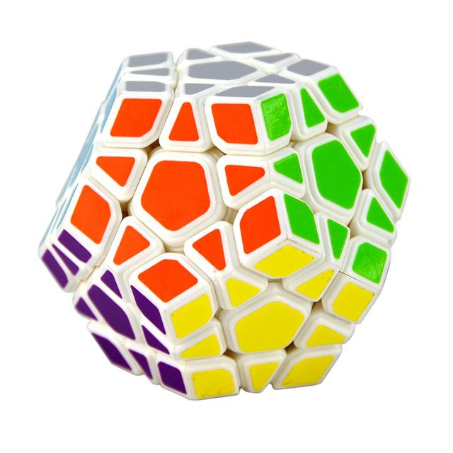 Yongjun MoYu Yuhu Megaminx Cubo Mágico Velocidad Cubos Del Rompecabezas Para Niños Juguetes Educativos Juguete