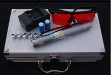 On sale high power blue laser pointers 60000mw 60w 450nm burning match/dry wood/candle/black/burn cigarettes+glasses+changer+gift box